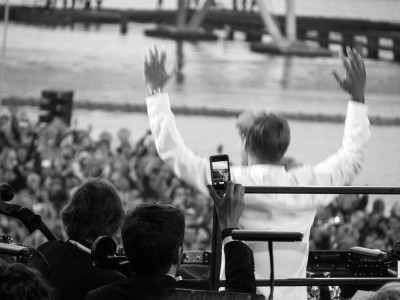 Koningsconcert met Armin van Buren.
