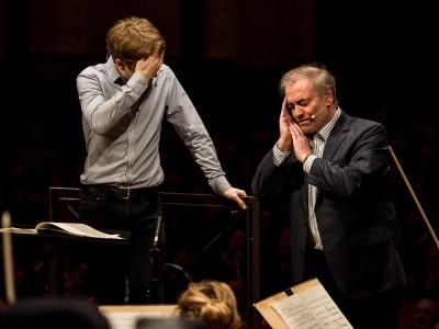 Masterclass dirigeren onder leiding van dirigent Valery Gergiev