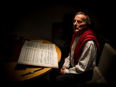 Dirigent Lothar Zagrosek